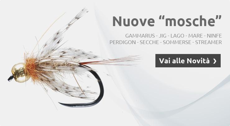 negozio pesca mosca online